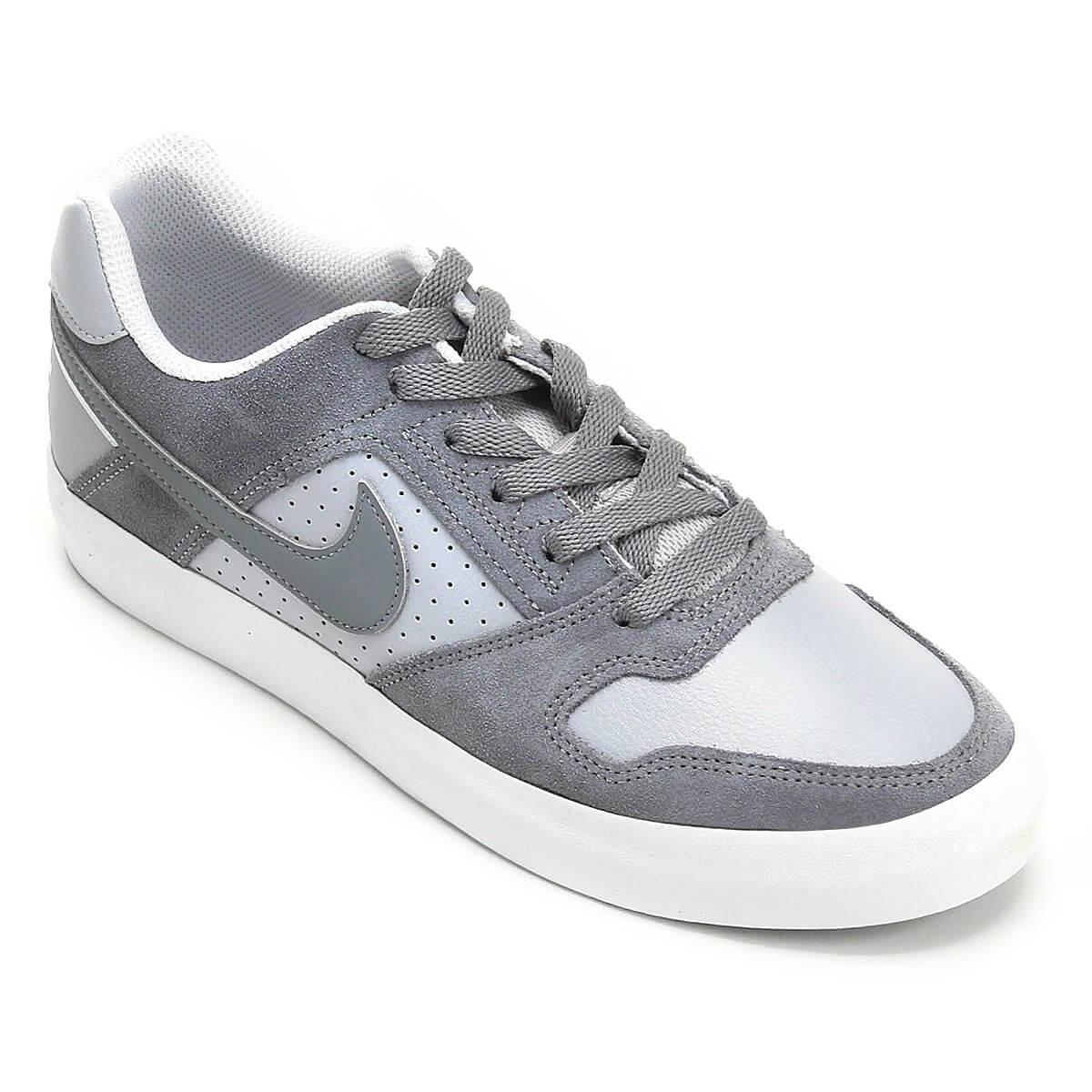 Tênis Nike SB Delta Force Vulc Casual Masculino - Decker Online! 3573f6e68b779