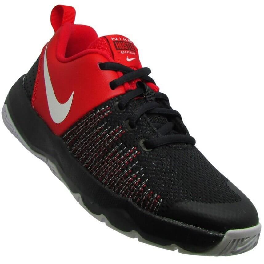 a790b75f0 Tênis Juvenil Nike Team Hustle Quick - Decker Online!