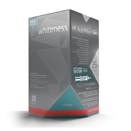 CLAREADOR WHITENESS HP AUTOMIXX 35% KIT -  FGM (01 KIT)