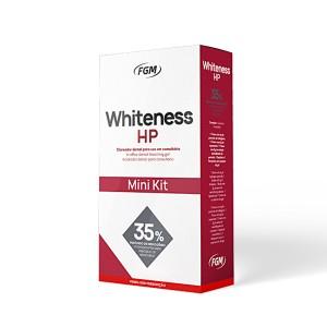 Imagem - CLAREADOR WHITENESS HP 35% MINI KIT- FGM (C/ 01KIT)