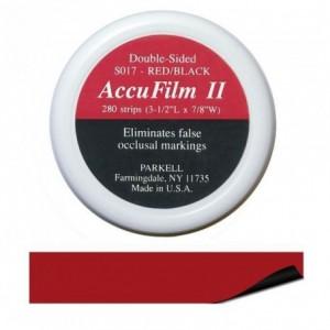 Imagem - PAPEL CARBONO ACCUFILM II DUPLA FACE RED/BLACK (C/ 280 FOLHAS)