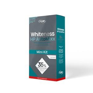 Imagem - CLAREADOR WHITENESS HP AUTOMIXX 35%  MINI KIT -  FGM (01 KIT)