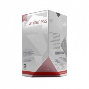 Imagem - CLAREADOR WHITENESS HP 35% KIT 03 PACIENTES COM TOP DAM -  FGM (01 KIT)