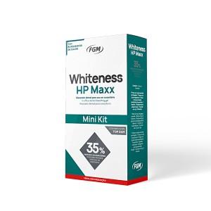 Imagem - CLAREADOR WHITENESS HP MAXX 35%  01 PACIENTE - FGM (C/ 01UN)