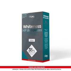 Imagem - CLAREADOR WHITENESS HPAUTOMIXX 35% 03 PACIENTES - FGM (C/ 01KIT)