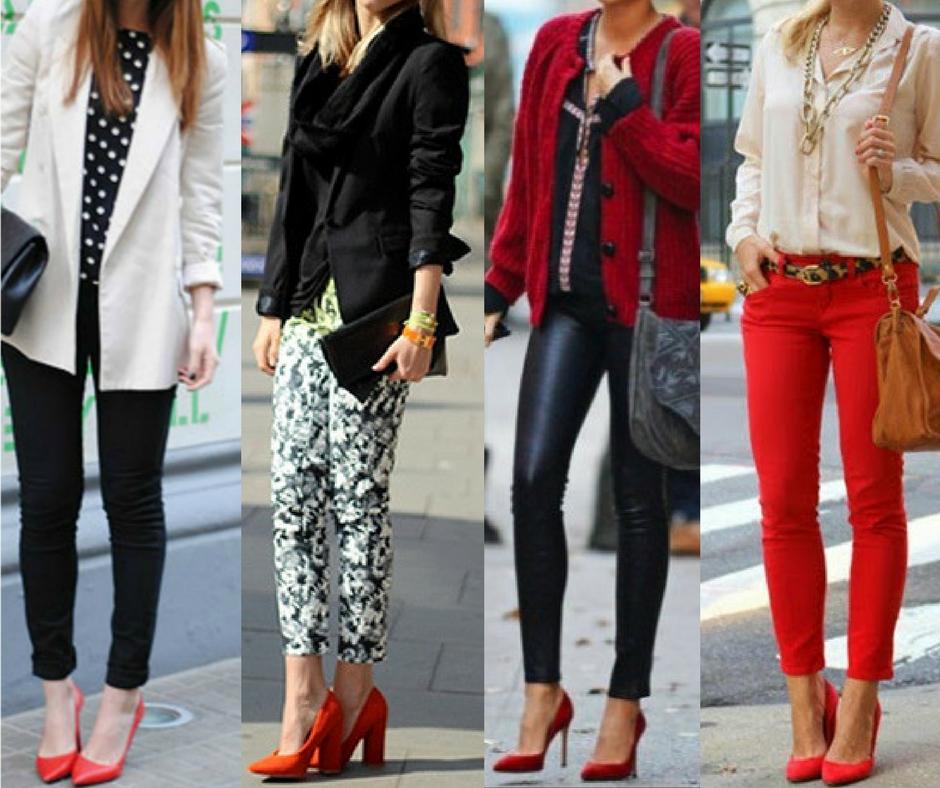 547f536a5 Se o look precisa ser elegante, então as cores das roupas devem ser mais  sóbrias: preto, cinza, branco. Para o dia a dia, combina com um jeans, ...