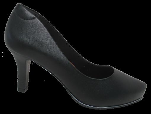 fd2b3abf5 Scarpin Feminino Comfortflex 1885301 Meia pata | Dtalhe Calçado