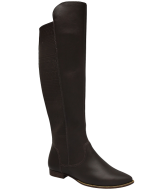 Bota Over Knee Tanara N7021 Café