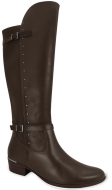 Bota Cano Longo Feminina Comfortflex 1869303