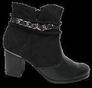 76b2a46d2 Calçados - Comfortflex - Estilo de Bota: Ankle Boot (curta) - Modelo ...