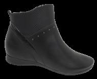 Ankle Boot Comfortflex 1991301 Preto