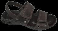 Sandália Masculino Pegada Numerações Especiais 530612 2 em 1