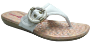 Chinelo Comfortflex 1480405 Branco