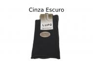 Meia Lupo 1275-001 Sportwear Sem Punho Algodão