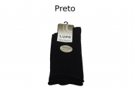 Meia Lupo Sportwear Sem Punho Algodão 1275-001