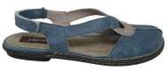 Sapato Chanel Confortável Jgean AM0200 Couro