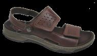 Sandália/Chinelo Masculino Pegada 132206 Couro