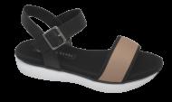 Sandália Flatform Giulia Domna 24602