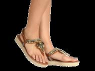 Sandália Confortável Pedras Dakota Z2712