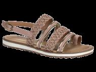 Sandália Feminina Confortável Dakota Z2473