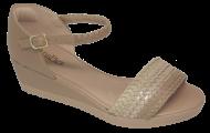 Sandália Numeração Especial Feminina Anaflex 221792C