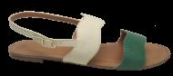 Sandália Tamanho Especial Feminino Dudaiá 17612