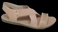 Sandália Numeração Especial Anaflex 053388C Nude