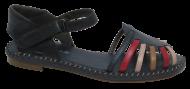 Sandália Numeração Especial Confortável Chaville 335150
