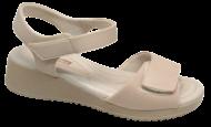Sandália Papete Feminina Comfortflex 1888405 Nude