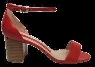 Sandália Confortável Werner 906338 Vermelha