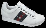 Sapatênis Feminino Branco Anaflex 123722B