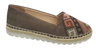 Sapato Flatforma Valentina 398002 Espadrille