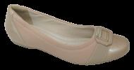 Sapatilha Feminina Comfortflex 1884404 Nude