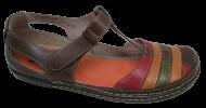 Sapatilha Confortável Jgean AMO181 Colorida