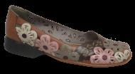 Sapatilha Feminina Jgean DA0022 Floral