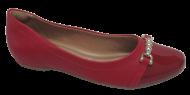 Sapato Feminino Comfortflex 1984302 Vermelho