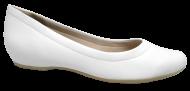 Sapato Branco Comfortflex 1884305 Feminino
