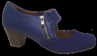 Sapato Campesí L4874 Conforto Azul