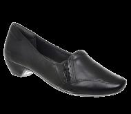 Sapato Comfortflex 1386305 Preto