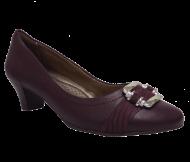 Sapato Comfortflex 1495304 Vinho