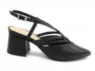Sapato Feminino Cristófoli 11002 Salto médio Preto