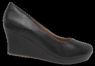 Sapato Anabela Numeração Especial Di Mariotti 7897844 Preto