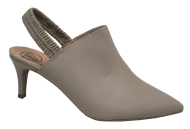 Sapato Feminino Werner Bico Fino 008405 Couro