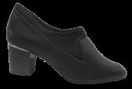 Sapato Feminino Couro Comfortflex 1867305 Preto