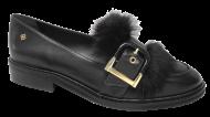 Sapato Feminino Cristófoli 186655 Plumas