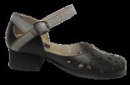 Sapato Feminino Confortável JGean CK0025 Couro