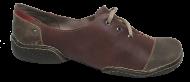 Sapato Feminino Conforto Jgean CL0022 Couro