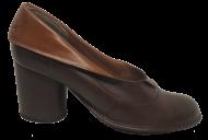 Sapato Feminino Jgean AG0040 Salto Bloco