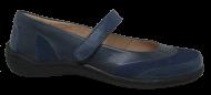 Sapato Feminino 100% Couro Alexxa Opananken 74516