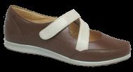 Sapato Opananken Feminino Alexxa 100% Couro 30115